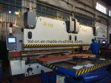 CNC de Hydraulische Rem van de Pers in Buigende Machine Achter elkaar/Dubbele (2-WE67K-300/3200)
