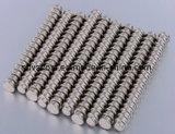 N35 N45 N48 N52 de Permanente Cilindrische Magneet van het Borium van het Ijzer van het Neodymium