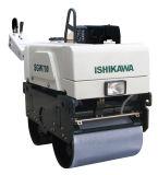 道路工事のローラーのコンパクター機械