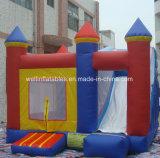 아이를 위해 결합 활주를 가진 최신 인기 상품 팽창식 쾌활한 성곽
