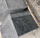 Pietra naturale del granito poco costoso dell'azzurro reale, mattonelle di pavimento del granito