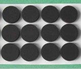 Stootkussen van het Silicone van EVA EPDM PU het Schokbestendige Zelfklevende Rubber