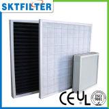 空気Cleanlerのためのアルミニウムフレームのナイロンフィルター