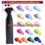 Cravatte di seta del legame del poliestere della cravatta del mercato di Yiwu (B8042)