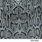 Pellicola idrografica stampabile animale di stampa PVA di trasferimento dell'acqua di Deisgn 1m delle stampe della pelle di Kingtop largamente per l'idro immersione con il materiale Wdf642-3 di PVA