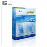 Matériel PVC de haute qualité Feuille de plastique pour la fabrication de cartes