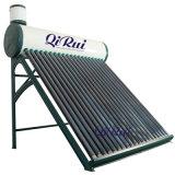 Ce aprobada mayor eficiencia de la energía solar calentadores solares de agua con tanque auxiliar