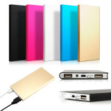 8000mAh Forme du livre Power Bank for Mobile Battery Battery Charger
