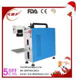 Machine de gravure à laser de table de 20W et 30W et 50W et 100W