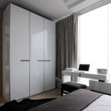 Neuer hölzerner Melamin-Schlafzimmer-Garderoben-Wandschrank-Schrank für Hotel-Projekt