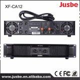 Xf-Ca12工場価格の専門の可聴周波電力増幅器1200W