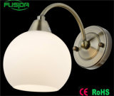 Luz de vidro da parede da lâmpada de parede do diodo emissor de luz de Tranditional