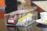 Caja de acrílico ecológicas bolsa de té fabricado en China