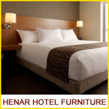 De moderne Geplaatste Slaapkamer van het Hotel/het Houten Meubilair van het Hotel van het Motel