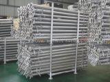 型枠の絵画が付いている調節可能な鋼鉄足場支注の支柱