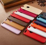 品質AppleのiPhone 7のためのオリジナルPUの携帯電話の箱