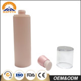 Розовый Airless пластиковые бутылки емкостью для ухода за кожей