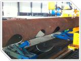Máquina para corte de metales del plasma del tubo del tubo y del cuadrado del círculo