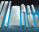 300 de Geprofileerde Staaf van de reeks Roestvrij staal