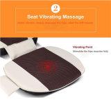 Het nieuwe Kussen van de Massage van de Zetel van de Auto van het Leer van het Ontwerp
