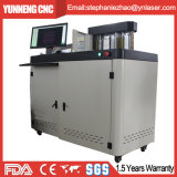 Alumínio de Ce/FDA/SGS/aço inoxidável/ferro/bronze Roller Bending Máquina