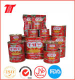 China mejor fabricante de pasta de tomate