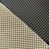 200d Jacquard Diamond-Type Lattice revestido Oxford Tecido para sacos