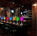 Indicatore luminoso variopinto di notte della tazza del LED per la decorazione salone/della camera da letto