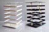 Étalage acrylique tournant de la Chine d'étalage acrylique de bijou