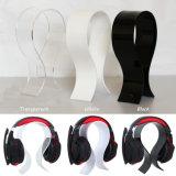 Support acrylique fait sur commande d'étalage d'écouteur