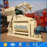 Contrôle électrique avancé avec le grand mélangeur concret de Capicity Js1500
