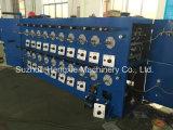Máquina do recozimento do fio de cobre de Hxe-40h com o Spooler 1 de quatro cabeças