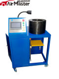 Máquina de friso hidráulica para choque da suspensão do ar do reparo