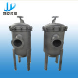 速く水処理のためのデザインステンレス鋼のバッグフィルタを開きなさい
