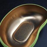 De boon Gevormde Doos van het Tin voor Noten/Chocolade (B001-V1)