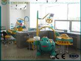 Silla dental de los niños del equipamiento médico del precio barato