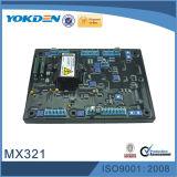 Regulador Mx321 do AVR do gerador