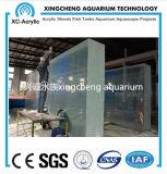 Het aangepaste Transparante AcrylProject van het Aquarium van het Blad van het Glas