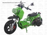 Zoomerのオートバイ50cc 4strokesのElecキックスタートディスクドラム