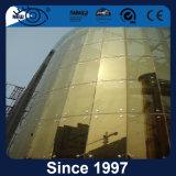 Ventana solar del edificio de la película del bloque ULTRAVIOLETA decorativo