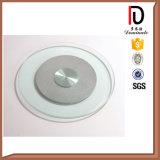頑丈な高品質円形の明確なガラス不精なスーザン(BR-BL014)