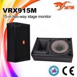 Vrx915m de PRO AudioDoos van de Spreker van de Monitor van het Neodymium