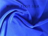 Tela do Crepe do estiramento da seda de Mulberry
