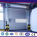 De hoge Deur van het Rolling Blind van de Legering van het Aluminium van de Uitvoerbaarheid van de Betrouwbaarheid voor Garage