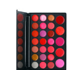 26 Farben Make-up Palette Kosmetik Glanz Lippenstift Lip Palette Set