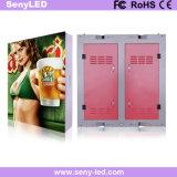 Signe polychrome extérieur d'Afficheur LED d'usine de Shenzhen pour la publicité de vidéo (P10mm)