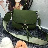 Les femmes élégants Shoudler de cuir véritable de sacs à main de créateur met en sac Emg4805