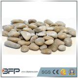 بيضاء مستديرة حصاة حجارة بيع بالجملة لأنّ حد ويرتّب
