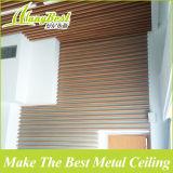2016 caliente de aluminio deflector de techo