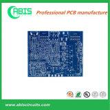 O protótipo da placa de circuito impresso rígida
